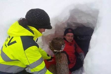 Emergenza Neve febbraio 2012