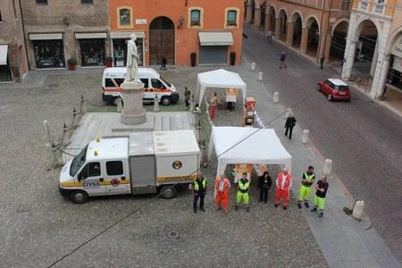 Io non rischio - Anpas - (Modena, 13 ottobre)