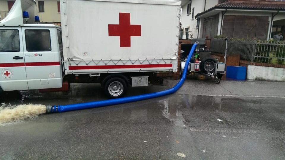 Intervento emergenza maltempo Romagna II