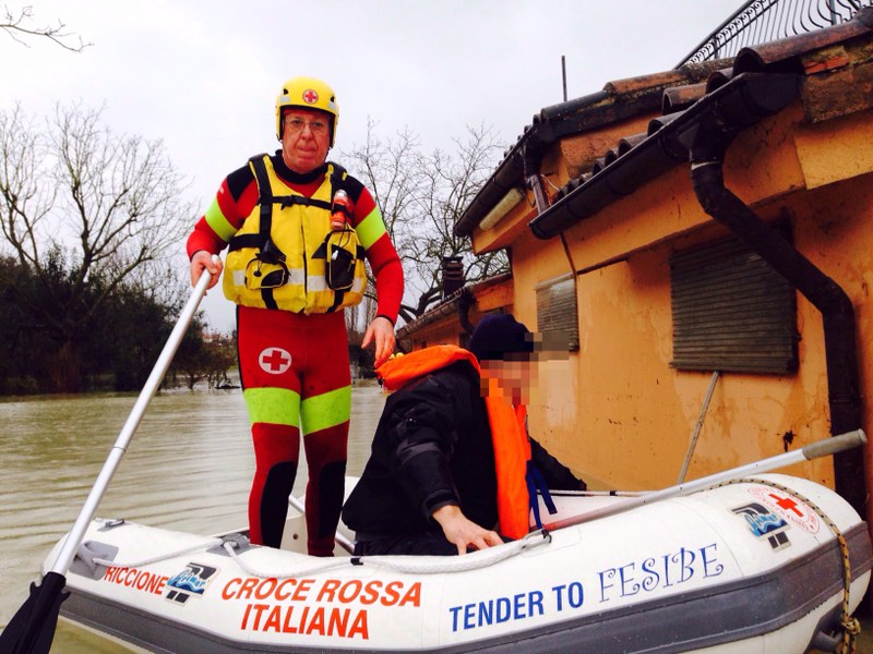 Intervento emergenza maltempo Romagna IX