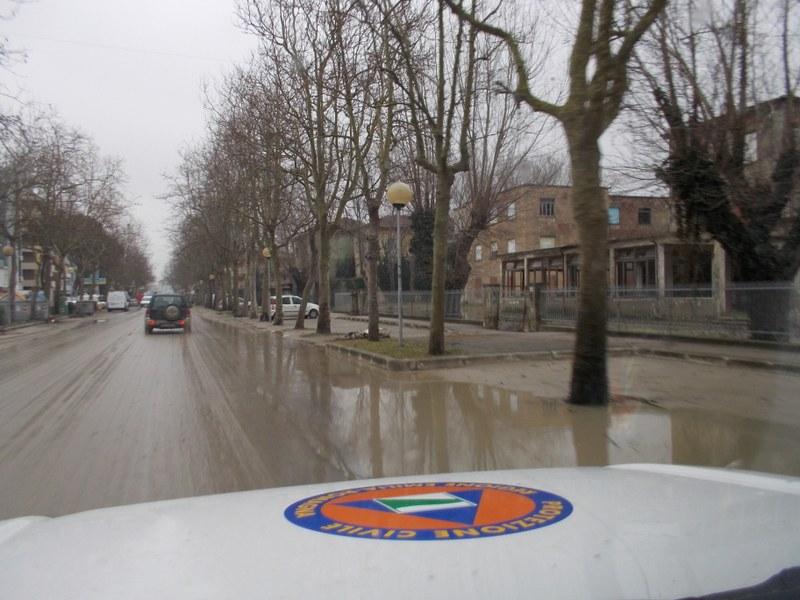 Intervento emergenza maltempo Romagna XI