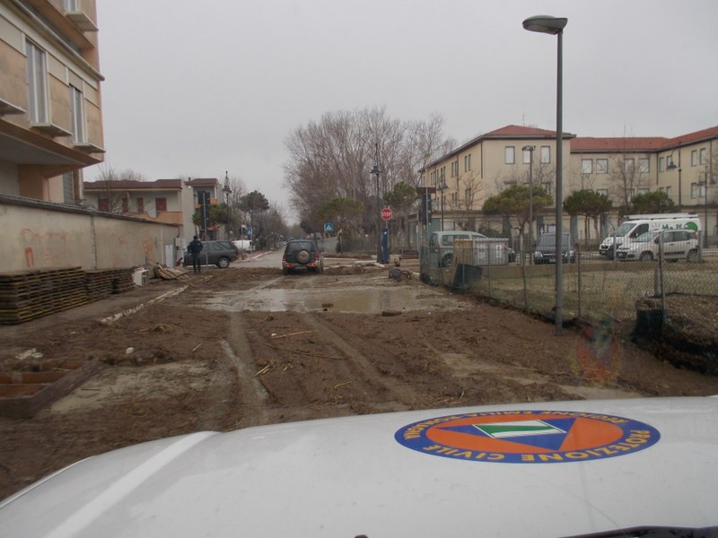 Intervento emergenza maltempo Romagna XIV