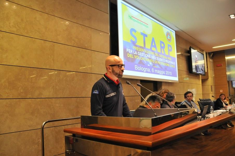Intervento di Roberto Giarola - Presidenza del Consiglio dei Ministri - Dipartimento della Protezione Civile