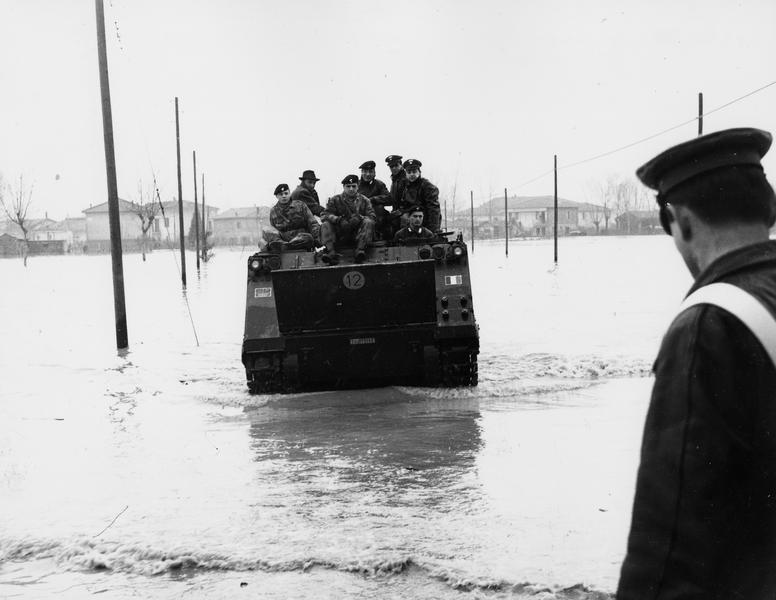 Alluvione del Reno novembre dicembre 1966 1/19