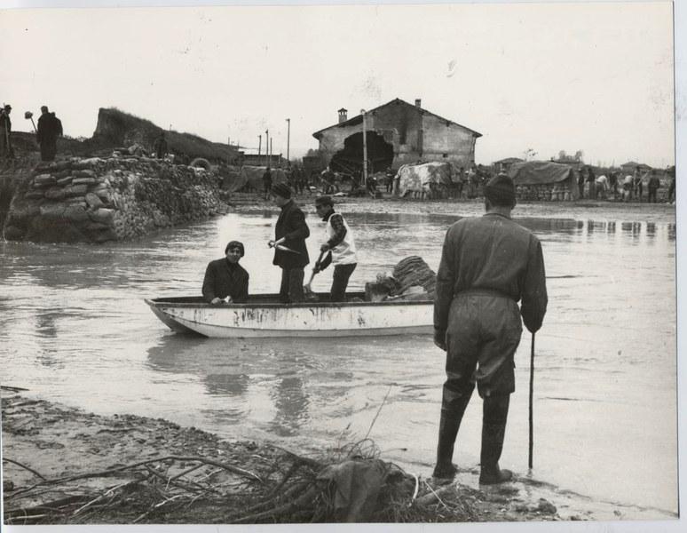Alluvione del Reno novembre dicembre 1966 16/19