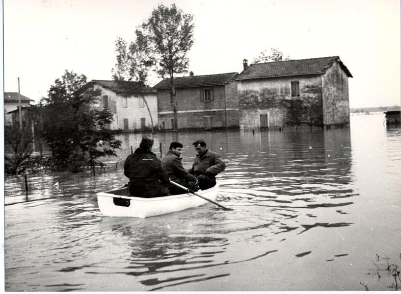 Alluvione del Reno novembre dicembre 1966 15/19