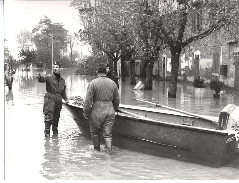 Alluvione del Reno novembre dicembre 1966 14/19