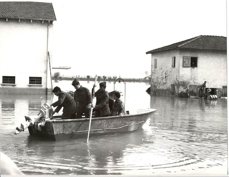 Alluvione del Reno novembre dicembre 1966 12/19