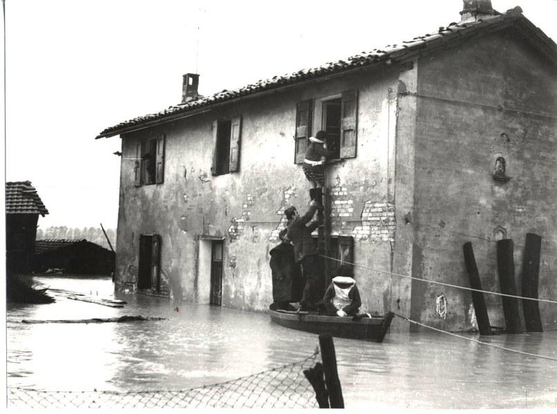 Alluvione del Reno novembre dicembre 1966 10/19