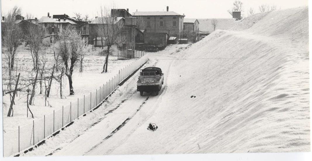 Alluvione del Reno novembre dicembre 1966 19/19