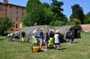 Campo estivo protezione civile 2016 Istituto San Giuseppe - BO