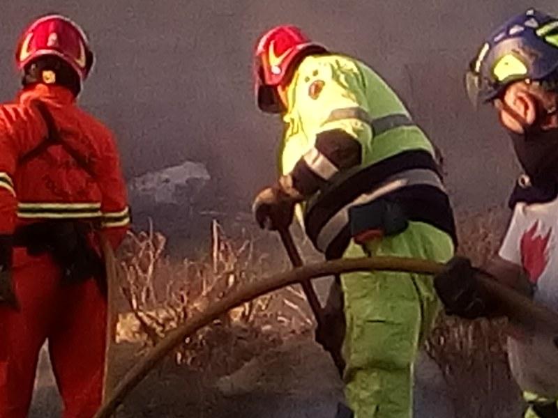 Coordinamento volontari Protezione Civile Piacenza - 3° turno III