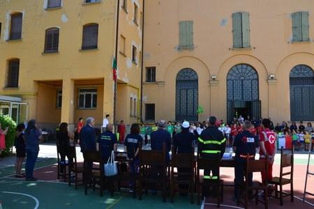 Campo estivo protezione civile 2017 Istituto San Giuseppe - BO