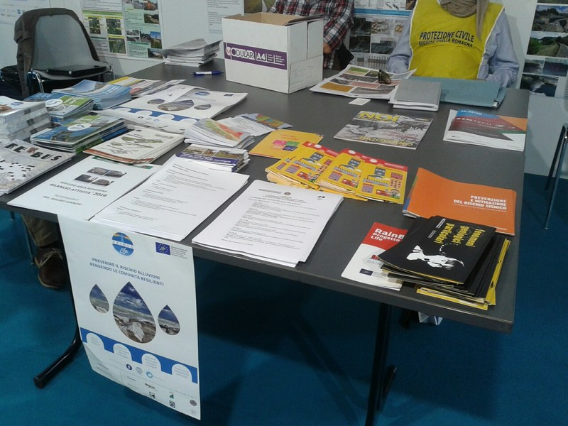 Lo stand regionale - I