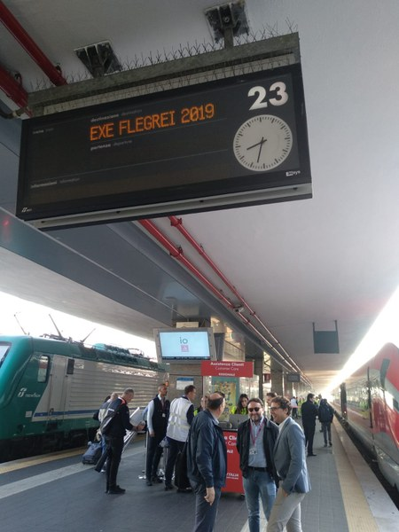 Trasporto ferroviario popolazione - II