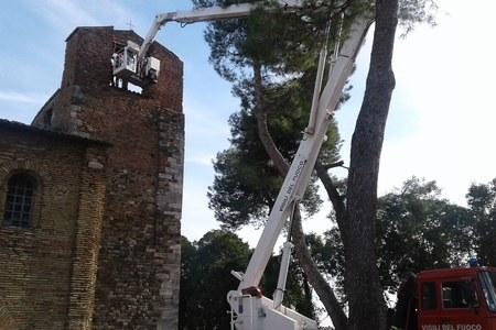 Esercitazione Romagna 2019