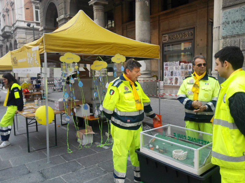 Le piazze INR Bologna