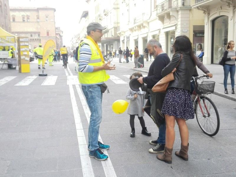 Le piazze INR - Bologna