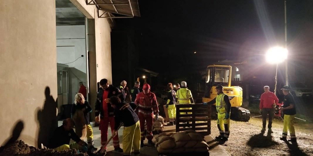 28-29 maggio: coordinamento dei volontari di Reggio Emilia
