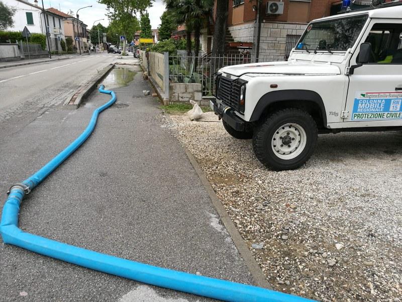13 maggio: Villafranca di Forlì - 2