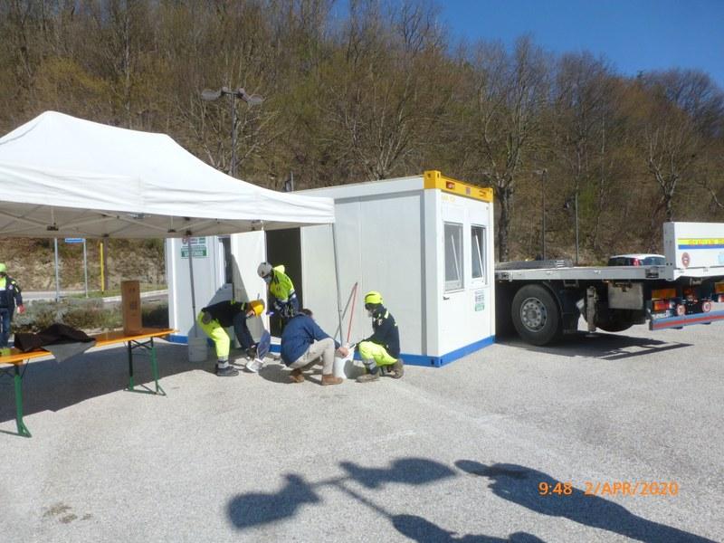 ANA - installazione transit point Bagno di Romagna.JPG