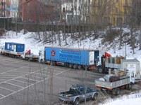 Intervento della Colonna Mobile regionale