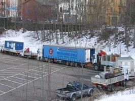 La colonna mobile regionale