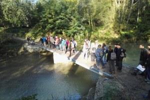 La riqualificazione fluviale in Romagna - foto visita