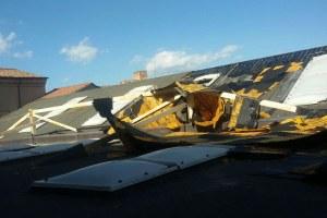 Danni prodotti dal vento
