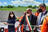 Frassinoro (Mo) - Assessore Priolo a inaugurazione nuova sede Avap -2.jpg