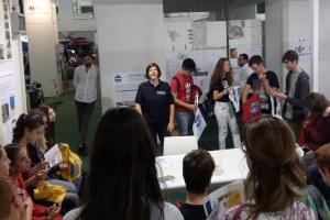 Remtech 2018: studenti in visita allo stand