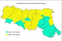 Mappa microzonazione sismica