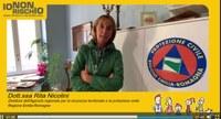 Io Non Rischio 2020 - Video Messaggio del Direttore Rita Nicolini